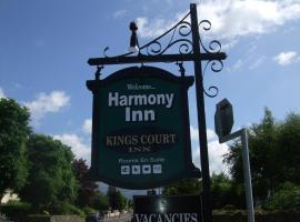 Harmony Inn - Kingscourt, B&B in Killarney