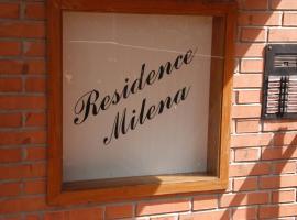 Residence Milena, hotel in Milano Marittima