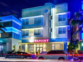 Crescent Resort On South Beach By Diamond Resorts, Hotel in Miami Beach