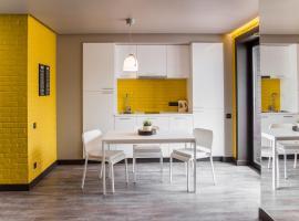 Псковские Дизайнерские Апартаменты, апартаменты/квартира в Пскове