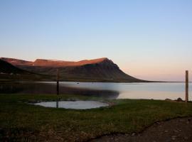 Rauðsdalur, hótel á Brjánslæk