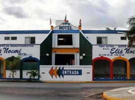 Hotel Suites Elia Noemi, hotel near Star Medica Clinic, Mérida