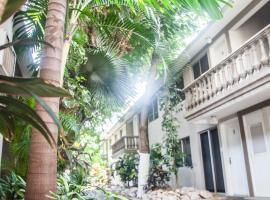 Suites Lafragua, hotel in Veracruz