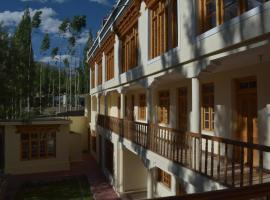 Barath Hotel & Guest House, family hotel in Leh