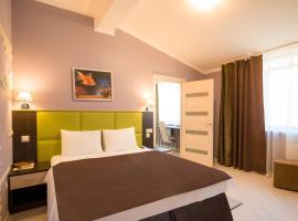 Есенин: Отель & Апарт-Отель, отель в Кургане
