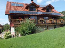 """Holzhaus """"Miri"""", Hotel in der Nähe von: Kurhaus Berggießhübel, Pirna"""