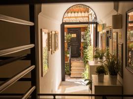 Hotel Modigliani, hotel in Via Veneto, Rome