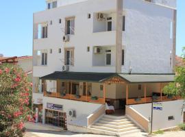 Ozge Pansiyon, отель в Дидиме, рядом находится Алтынкум