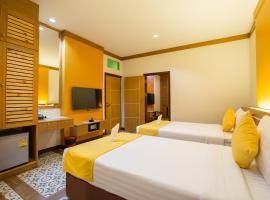Tee Pak Dee Resident Phuket, отель в Пхукете