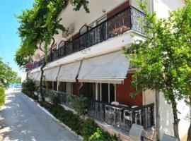 Prinos Mare, hotel in Skala Prinou