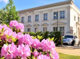 Schumanns Garten, Hotel in Weißenfels