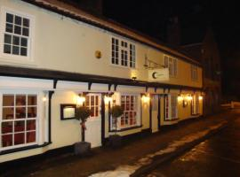 Magpies Restaurant with Rooms, hotel near Boston Golf Club, Horncastle