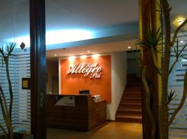 Hostel Allegro Piu, habitación en casa particular en Rosario