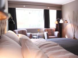 Haukeli Hotel, hotell i Haukeligrend