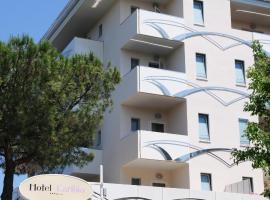 Hotel Caribia Pinarella, hotel a Cervia