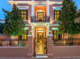 Sperveri Boutique Hotel, hotel in Rhodes Town
