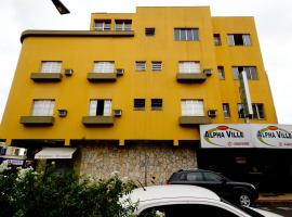 Alpha Ville Hotel, hotel in Assis