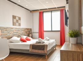 Mar I Sol Logis, hotel in Saint-Cyprien