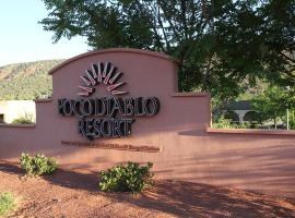 Poco Diablo Resort, boutique hotel in Sedona
