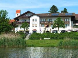 Landhaus Seeblick, apartment in Füssen