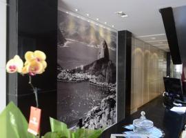 Hotel Meu Cantinho (Adults Only), love hotel in Rio de Janeiro