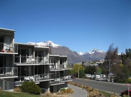 The Whistler Holiday Apartments, hotel in Queenstown