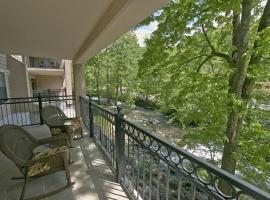 Gatehouse Condos - 106 Holiday home, apartment in Gatlinburg