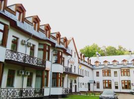 Отель Лидер, отель в Ногинске