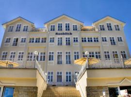 Haus Seeblick Hotel Garni & Ferienwohnungen, Hotel in Zinnowitz