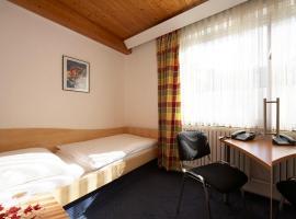 Hotel Erbprinzenhof, отель в Карлсруэ