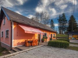 Guest House Slavica, B&B in Jezerce