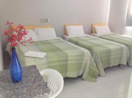 BLUES HOTEL, hotel em Guaratinguetá