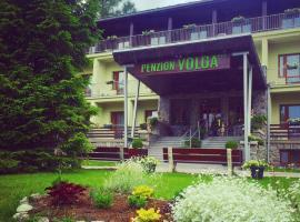 Penzion Volga, hotel in Tatranská Lomnica