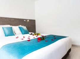 Agora Suites, hotel cerca de Jardín Botánico José Celestino Mutis, Bogotá