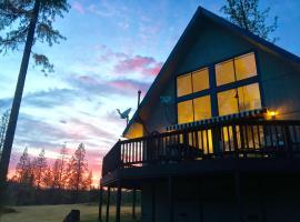 Starlit Chalet, cabin in Mariposa