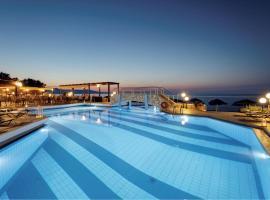 Indigo Mare, hotel with pools in Plataniás