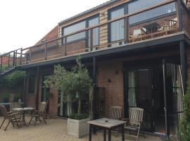 De Weegbrug, guest house in IJzendijke
