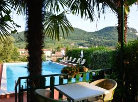 Hotel Giotto, hotel in Garda