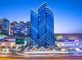 City Seasons Towers Hotel Bur Dubai, hotel v Dubaji