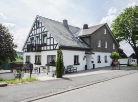 Pension Haus Brieden, hotel near Sonnenhang Ski Lift, Winterberg