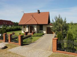 Dom na Zielonej Dolinie, country house in Sasino