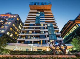 Privāta brīvdienu naktsmītne Mantra St Kilda Road Melburnā