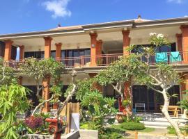 Ayu Bungalow 2, pet-friendly hotel in Ubud