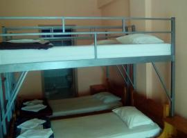 Constantinos Budget Beds, hostel in Chania