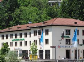 KS Hostel Berchtesgaden GmbH, Hotel in Berchtesgaden