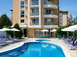 Sunny Residence Complex, serviced apartment in Sunny Beach
