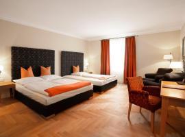 Hotel Villa Florentina, hótel í Frankfurt/Main