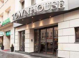 TOWNHOUSE Hotel, hotel near Goethe House, Frankfurt/Main