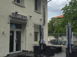 Hotel le Saint Eloi, hotel near SupAgro - Institute of Further Education in Agricultural Science, Montpellier