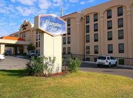 Hampton Inn by Hilton Chihuahua City, hotel in Chihuahua